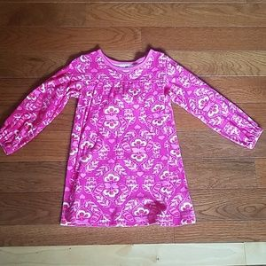 Hanna Andersson top/dress -Size 100 (US 4)